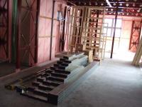 木工事の用意2階