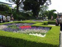 外交官の家の庭園