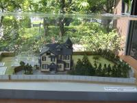 外交官の家模型