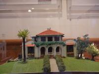 山手111番館の模型