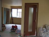 1Fのドア