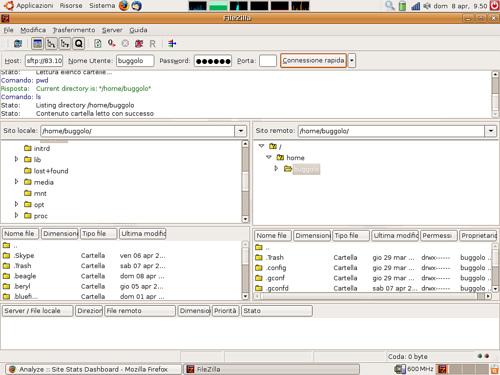 FTPソフトの変更を検討