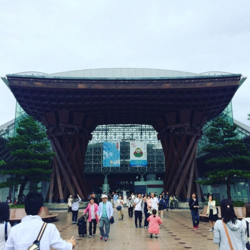 金沢2泊3日のんびり旅行(能登ドライブあり)