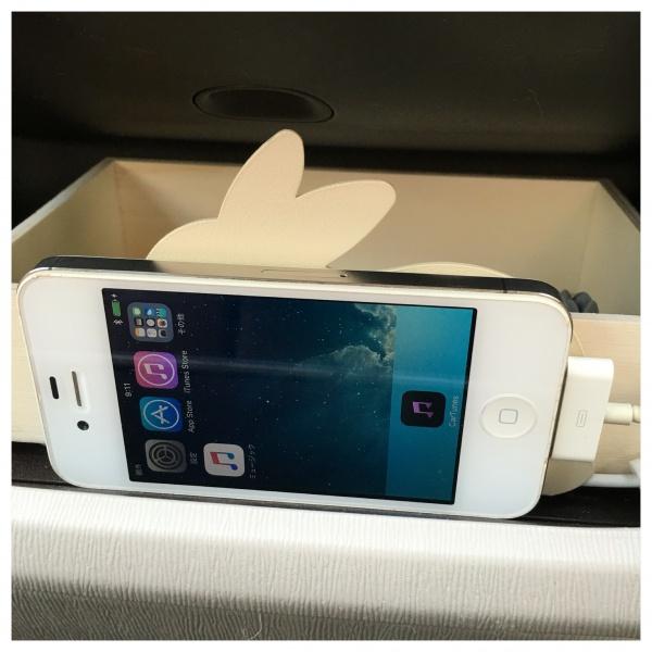 iphone4sをプレイヤー専用として使うことに