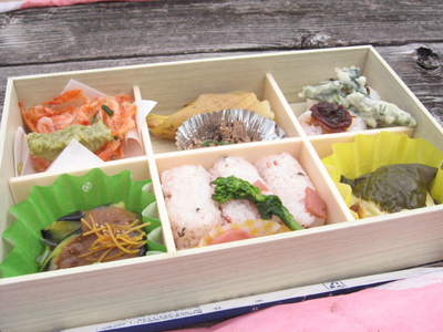 富士川サービスエリアの速弁(はやべん)