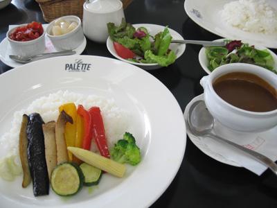 レストラン ラ パレット