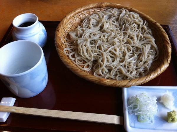 笊蕎麦 つど野