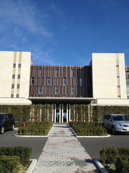 日本平ホテルエントランス