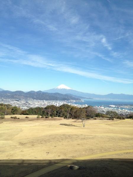 富士山が一望できます