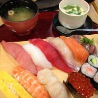 沼津 魚がし鮨 静岡パルシェ店