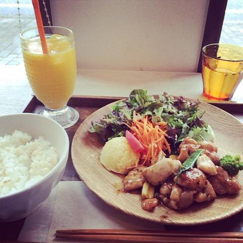 愛知錦爽鶏の豆豉炒め