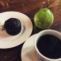 小樽コーヒーとフォンダンショコラ