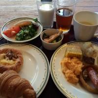 ホテル日航金沢 朝食