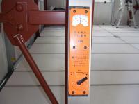 垂直検査の器械