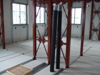 二階からの排水管