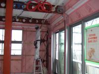 空調の配管工事