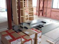 木工事の用意1階ー1