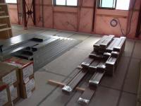 木工事の用意1階ー2