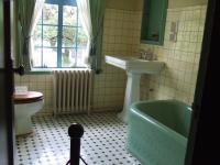 ベーリック邸夫妻の浴室