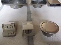 外壁につける他の電気類カバー