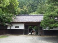 加茂荘 長屋門