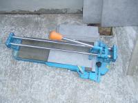 タイルを切る道具
