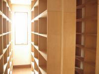 引っ越し前の書庫
