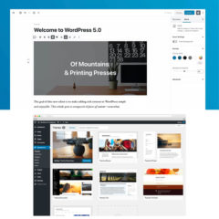 WordPress5.0 情報
